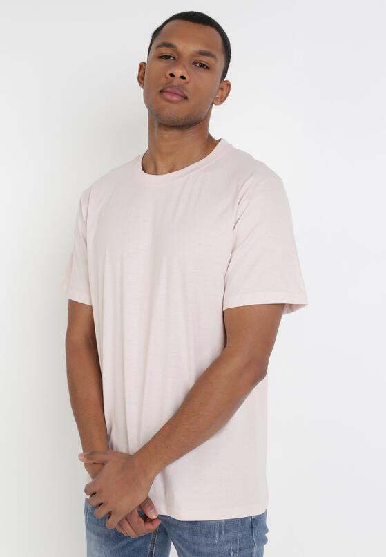 Jasnoróżowa Koszulka Avonmora