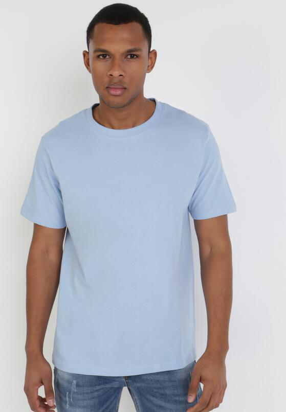 Jasnoniebieska Koszulka Xanose