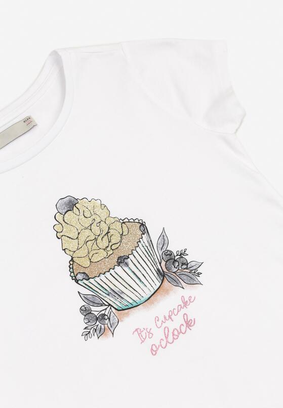 Biała Koszulka Poreimei
