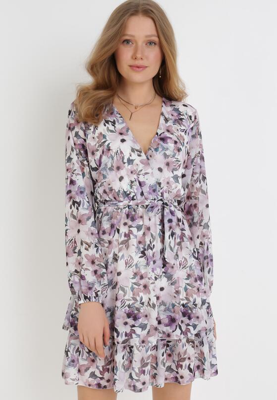 Różowa Sukienka Venmaer