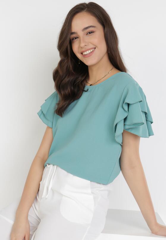 Zielona Bluzka Dorone