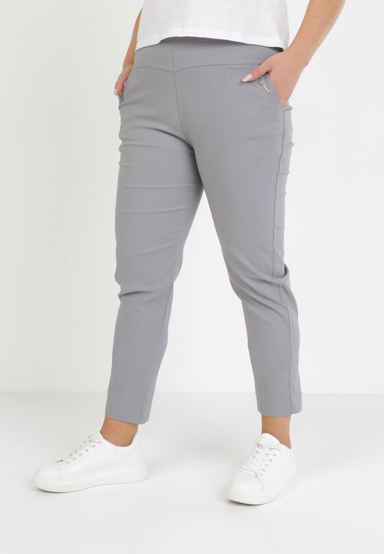 Szare Spodnie Usinvielle