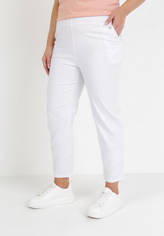 Białe Spodnie Ynisriane