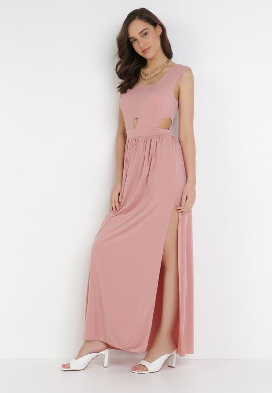 Łososiowa Sukienka Sagiphei
