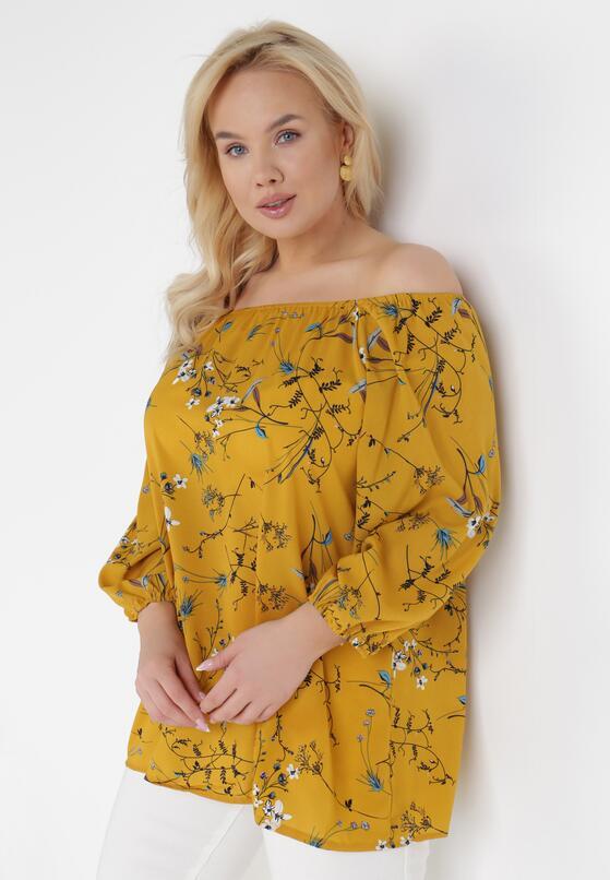 Żółta Bluzka Iledella
