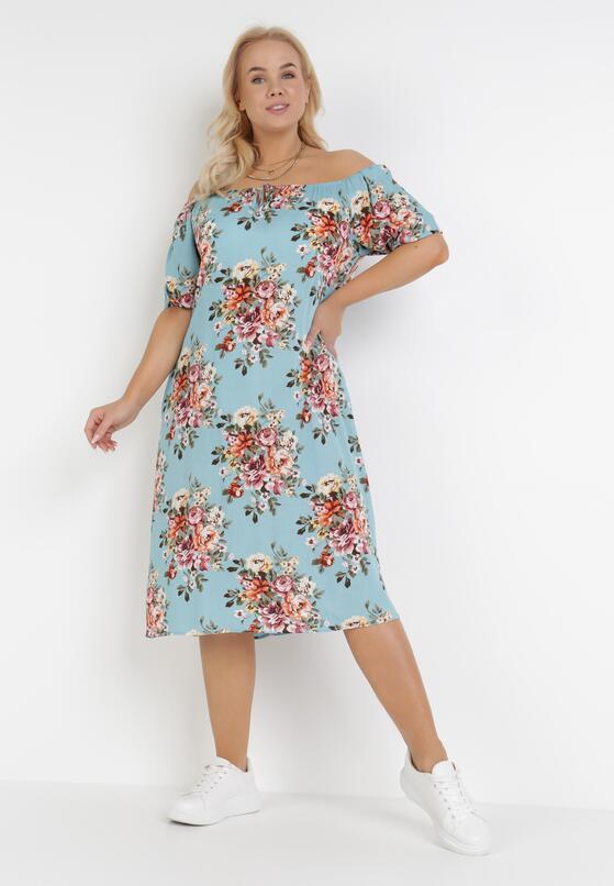 Jasnoniebieska Sukienka Jilynore