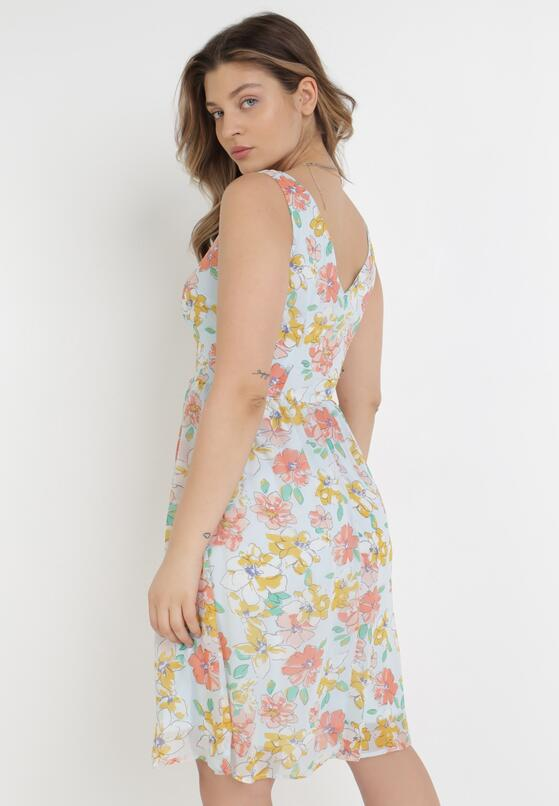 Jasnoniebieska Sukienka Iphisryna