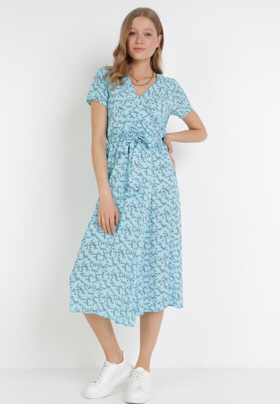 Jasnoniebieska Sukienka Helsea