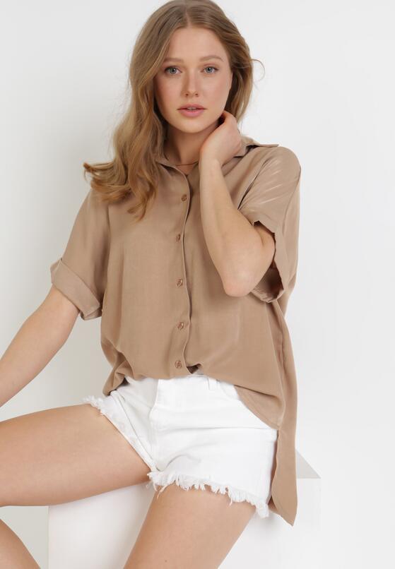 Beżowa Koszula Berinsya