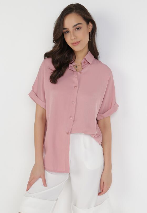 Różowa Koszula Berinsya