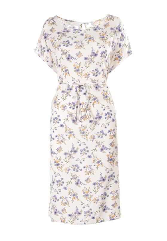 Biała Sukienka Charsyss