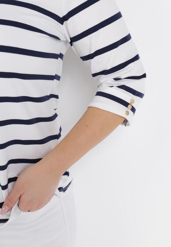 Biała Bluzka Idapheme