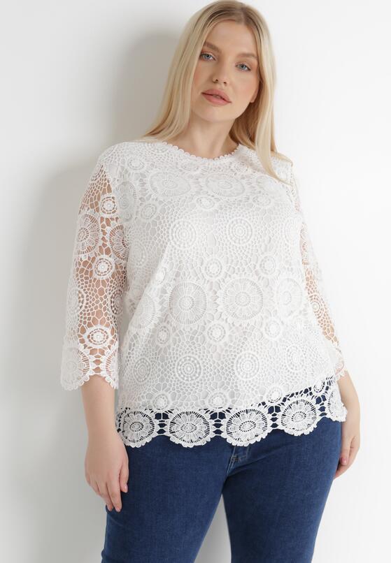Biała Bluzka Aethelle
