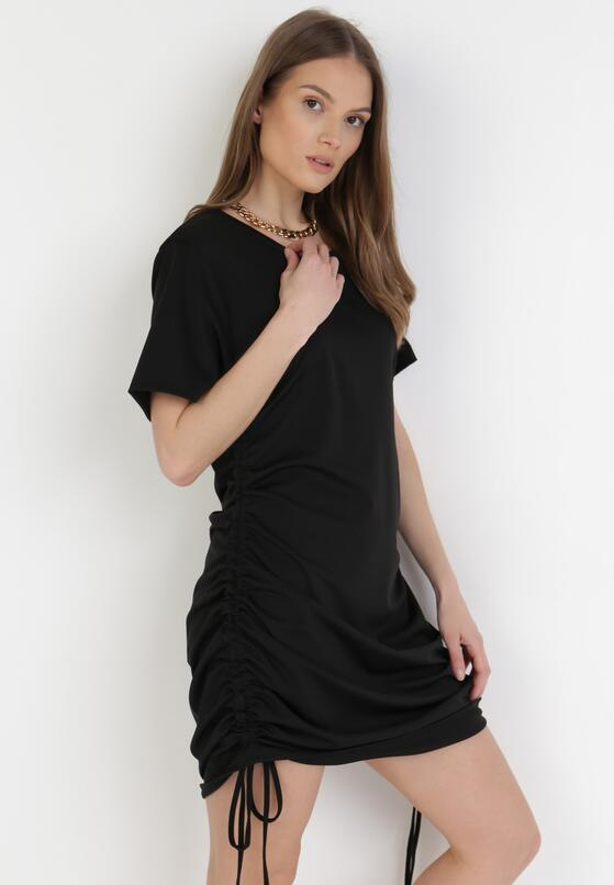 Czarna Sukienka Wylinorin