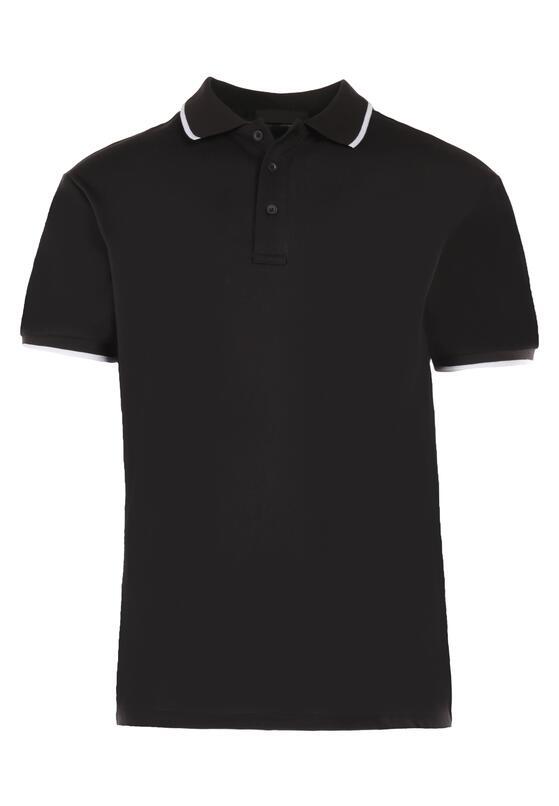 Czarna Koszulka Saladorise