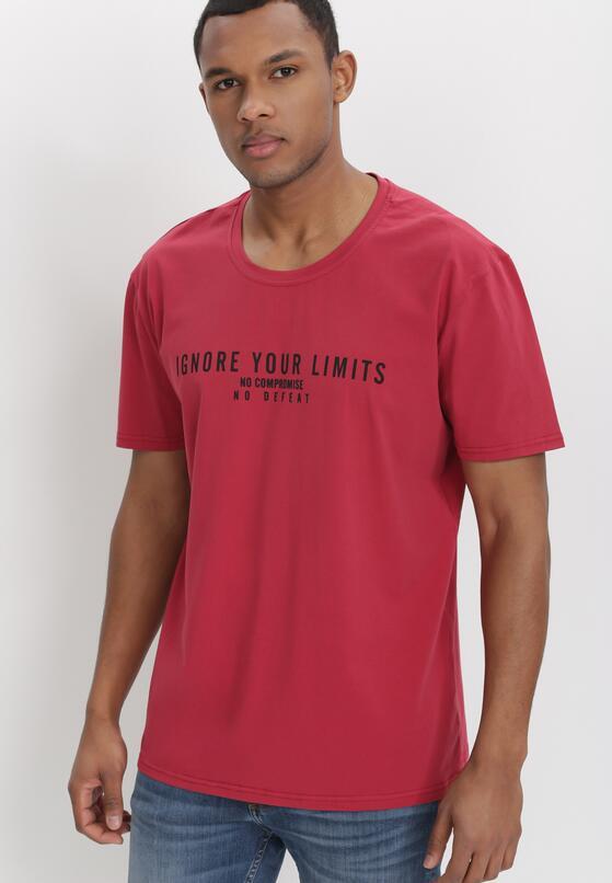 Bordowa Koszulka Malilopei