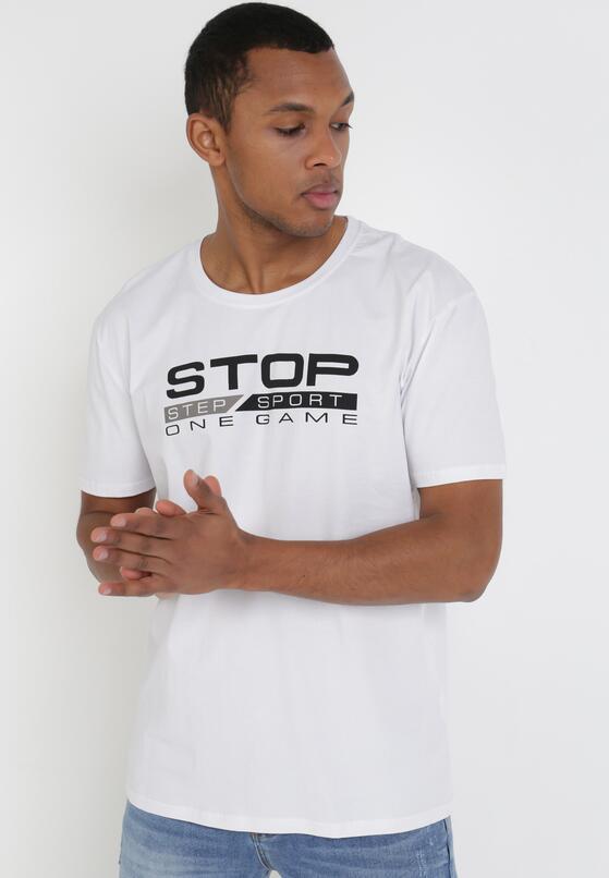 Biała Koszulka Urilreia