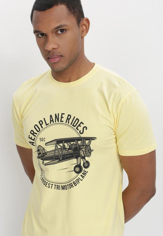 Żółta Koszulka Acalephaia