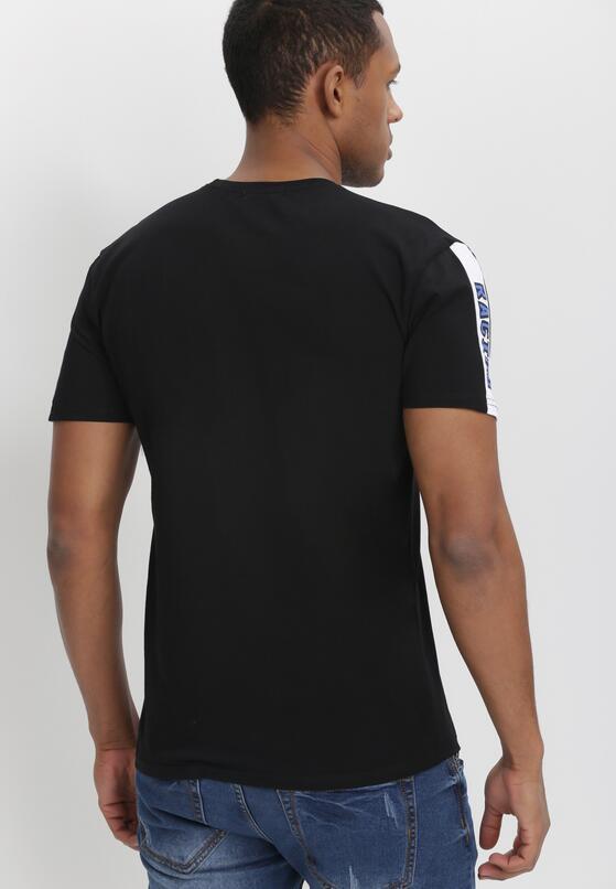 Czarna Koszulka Amalisiphe