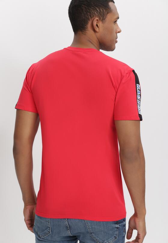 Czerwona Koszulka Amalisiphe