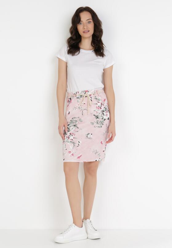 Różowa Spódnica Ariesyla