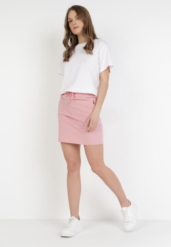 Różowa Spódnica Nahnella