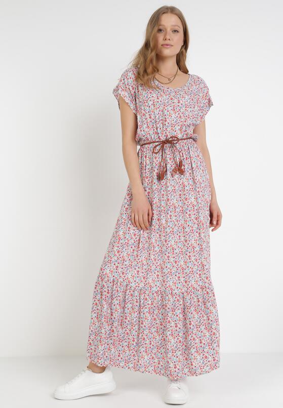 Różowa Sukienka Sirexie