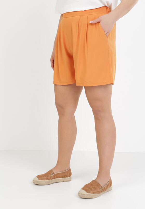 Pomarańczowe Szorty Ynisnore