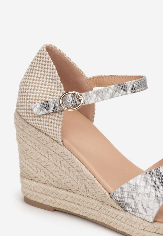 Wężowe Sandały Phalinoire