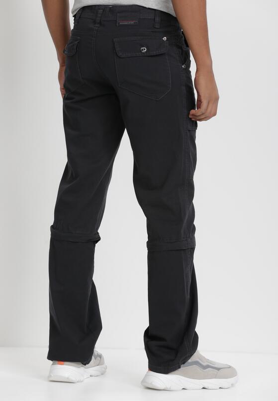 Czarne Spodnie Palalina