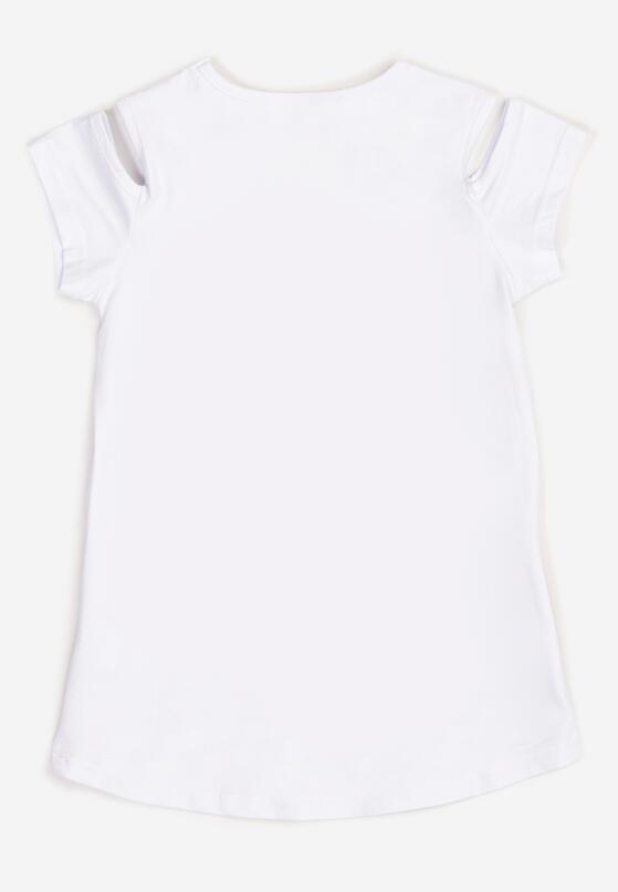 Biała Koszulka Iananome