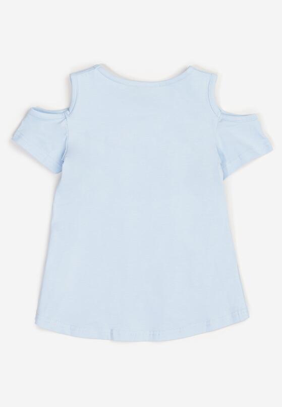 Jasnoniebieska Koszulka Ilanea