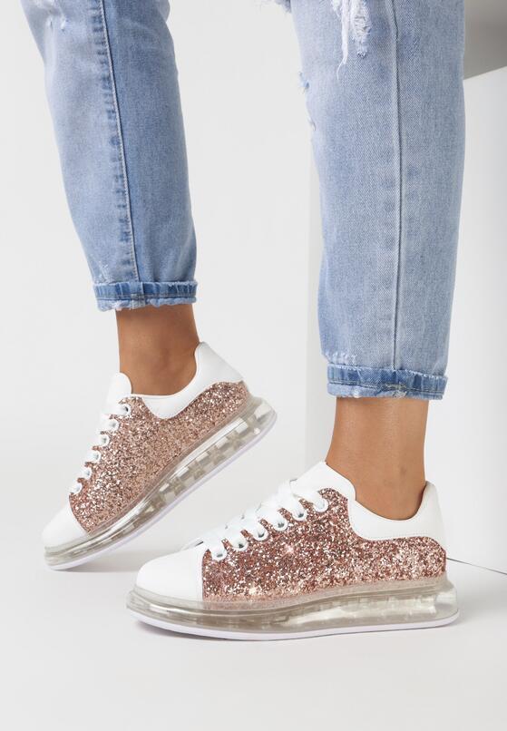 Szampańskie Sneakersy Tinnara