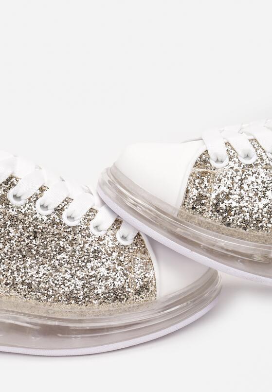 Złote Sneakersy Tinnara