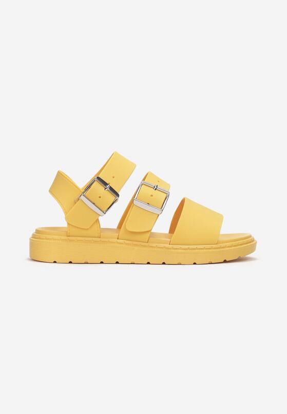 Żółte Sandały Iphadise