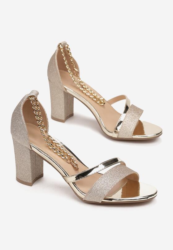 Złote Sandały Delolia