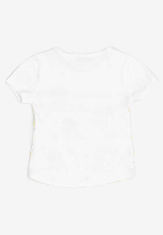 Biało-Żółta Koszulka Crepheilise