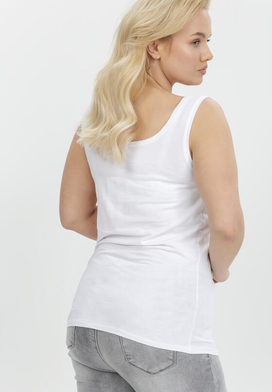 Biały Top Nesixia