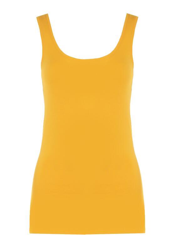 Żółty Top Iseisa