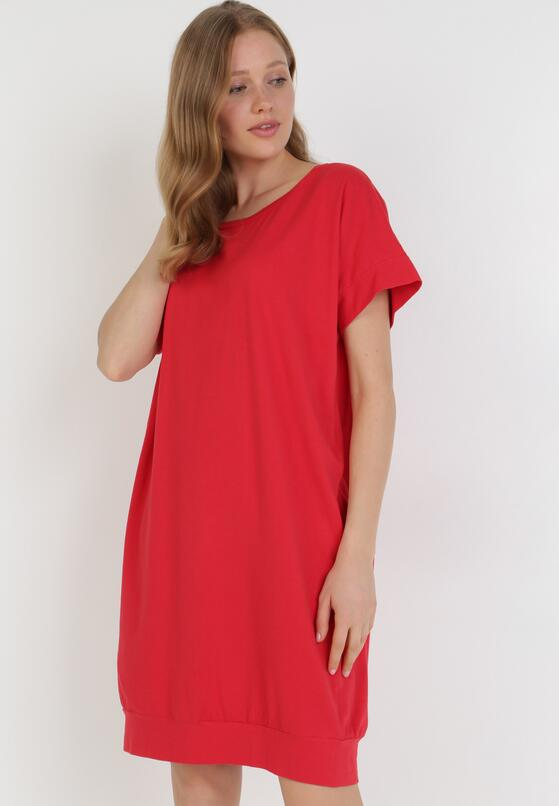 Czerwona Sukienka Kaliphixie