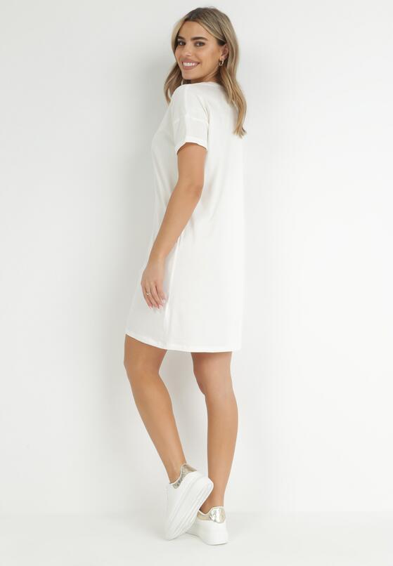 Biała Sukienka Iaopheme
