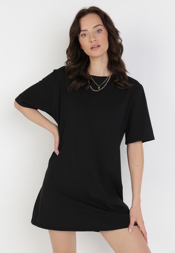 Czarny T-shirt Arriney