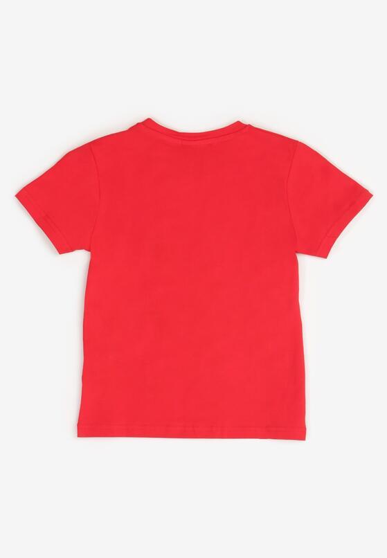 Czerwona Koszulka Bathine