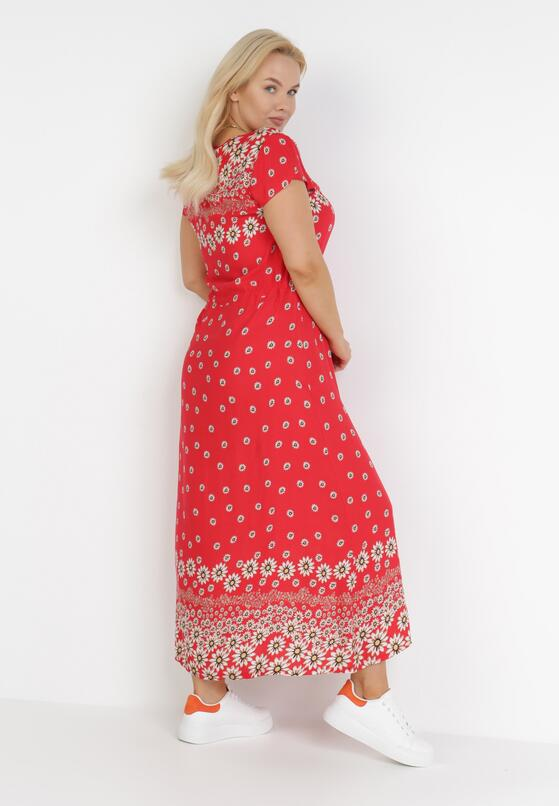 Czerwona Sukienka Lisaeia