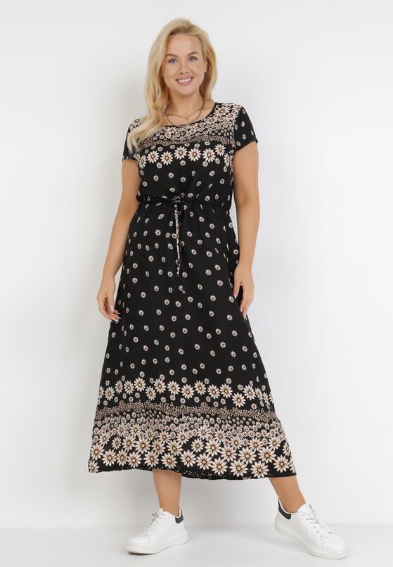 Czarna Sukienka Lisaeia