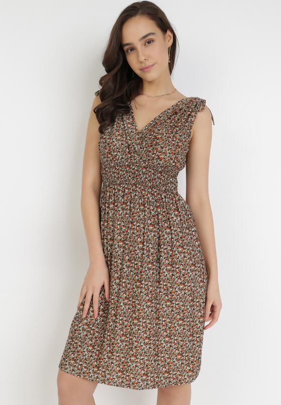 Jasnozielona Sukienka Thesyse