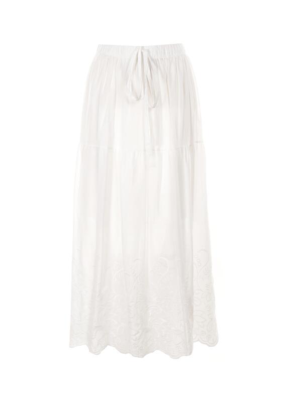 Biała Spódnica Phrixixia