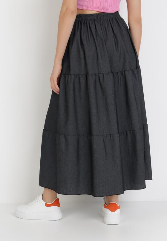 Czarna Spódnica Klephiche