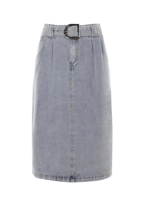 Jasnoniebieska Spódnica Athilaphine