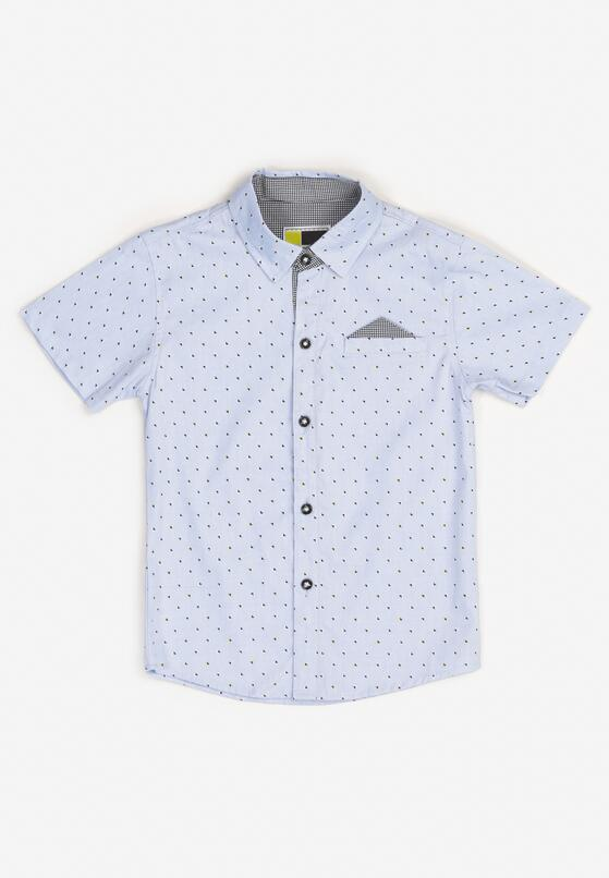 Jasnoniebieska Koszula Neseithe